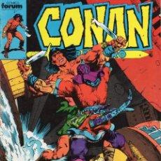 Cómics: CONAN EL BARBARO Nº 153 - FORUM - BUEN ESTADO - SUB01M. Lote 293235388