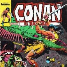 Cómics: CONAN EL BARBARO Nº 150 - FORUM - BUEN ESTADO - SUB01M. Lote 293235538