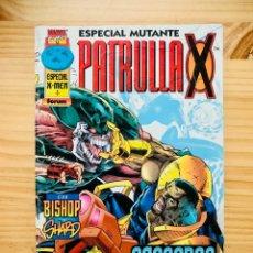 Cómics: PATRULLA-X: ACOSADOS POR EL FUTURO (FÓRUM 1990). Lote 293235593