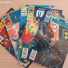 Cómics: COMICS FORUM MARVEL. LOTE DE 5 EJEMPLARES. BUEN ESTADO. Lote 293243568