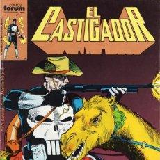 Cómics: EL CASTIGADOR Nº 21 - FORUM - BUEN ESTADO - SUB01M. Lote 293262793