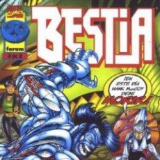 Cómics: BESTIA - X-MEN - COMPLETA 3 NÚMEROS - FORUM. Lote 293278688