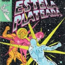Comics: ESTELA PLATEADA VOL. 1 Nº 3 - FORUM - SUB01M. Lote 293281133