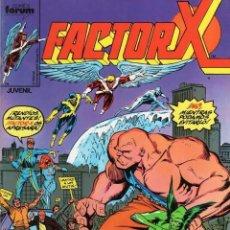 Cómics: FACTOR X VOL. 1 Nº 7 - FORUM - BUEN ESTADO - SUB01M. Lote 293283183