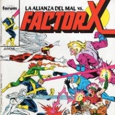 Cómics: FACTOR X VOL. 1 Nº 5 - FORUM - MUY BUEN ESTADO - SUB01M. Lote 293283443
