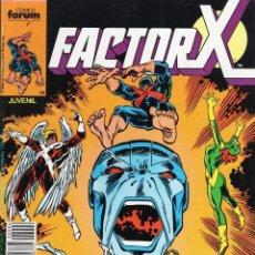 Cómics: FACTOR X VOL. 1 Nº 6 - FORUM - BUEN ESTADO - SUB01M. Lote 293283643
