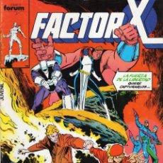 Cómics: FACTOR X VOL. 1 Nº 8 - FORUM - BUEN ESTADO - SUB01M. Lote 293283823