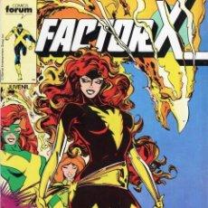 Cómics: FACTOR X VOL. 1 Nº 13 - FORUM - BUEN ESTADO - SUB01M. Lote 293284218