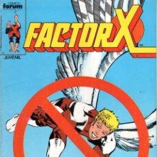 Cómics: FACTOR X VOL. 1 Nº 15 - FORUM - BUEN ESTADO - SUB01M. Lote 293284433