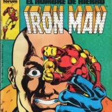 Cómics: IRON MAN VOL. 1 Nº 20 - FORUM - SUB01M. Lote 293325133