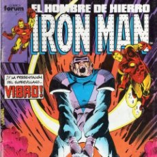 Cómics: IRON MAN VOL. 1 Nº 36 - FORUM - BUEN ESTADO - SUB01M. Lote 293325163