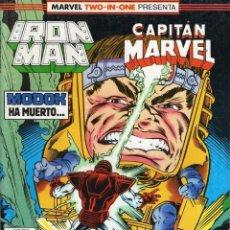 Cómics: IRON MAN VOL. 1 Nº 48 - FORUM - BUEN ESTADO - SUB01M. Lote 293325188