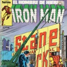 Cómics: IRON MAN VOL. 1 Nº 25 - FORUM - SUB01M. Lote 293325403