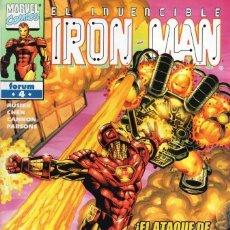 Cómics: IRON MAN VOL. 4 Nº 4 - FORUM - MUY BUEN ESTADO - SUB01M. Lote 293325433