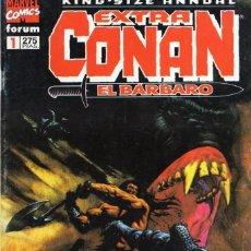 Cómics: EXTRA CONAN EL BARBARO Nº 1 - FORUM - BUEN ESTADO - SUB01M. Lote 293325733