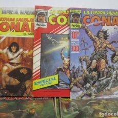 Cómics: COLECCION LA ESPADA SALVAJE DE CONAN EL BARBARO - VER NUMEROS - FORUM / PLANETA. Lote 293433248