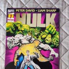 Cómics: HULK VOL,2 PETER DAVID-LIAM SHARP Nº 1 FORUM. Lote 293442123