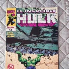 Cómics: EL INCREIBLE HULK VOL.3 Nº 10 FORUM. Lote 293444148