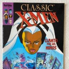 Cómics: CLASSIC X-MEN VOL 1 FÓRUM #28 1ª EDICIÓN «PERFECTO ESTADO». Lote 293558143
