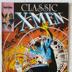 Cómics: CLASSIC X-MEN VOL 1 FÓRUM #5 1ª EDICIÓN «BUEN ESTADO». Lote 293558993