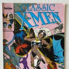 Cómics: CLASSIC X-MEN VOL 1 FÓRUM #4 1ª EDICIÓN «BUEN ESTADO». Lote 293559153