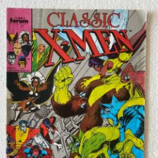Cómics: CLASSIC X-MEN VOL 1 FÓRUM #2 1ª EDICIÓN «BUEN ESTADO». Lote 293559543