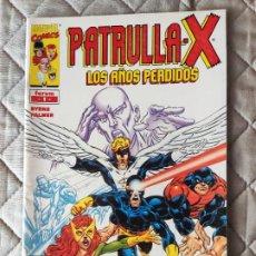 Cómics: PATRULLA X LOS AÑOS PERDIDOS Nº 1 FORUM. Lote 293630663