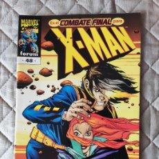 Fumetti: X-MAN VOL.2 Nº 48 FORUM DIFÍCIL. Lote 293631283