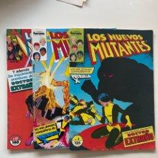 Cómics: LOS NUEVOS MUTANTES. Lote 293635593