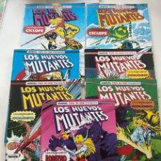 Cómics: LOS NUEVOS MUTANTES. Lote 293640793