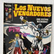 Cómics: LOS NUEVOS VENGADORES #21 VOL.1 FÓRUM. Lote 293700203