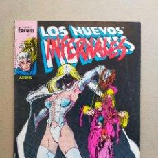 Cómics: LOS NUEVOS MUTANTES Nº 39 // COMICS FORUM 1988. Lote 293729423