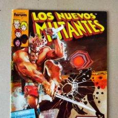 Cómics: LOS NUEVOS MUTANTES Nº 32 // COMICS FORUM 1988. Lote 293729633