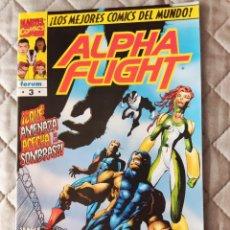 Cómics: ALPHA FLIGHT VOL.II Nº 3 FORUM. Lote 293811403