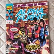 Cómics: ALPHA FLIGHT VOL.II Nº 4 FORUM. Lote 293811523