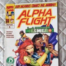 Cómics: ALPHA FLIGHT VOL.II Nº 5 FORUM. Lote 293811623