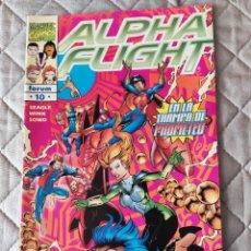 Cómics: ALPHA FLIGHT VOL.II Nº 10 FORUM. Lote 293811888