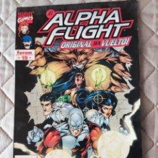 Cómics: ALPHA FLIGHT VOL.II Nº 19 FORUM. Lote 293812358