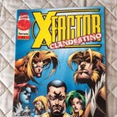 Cómics: X FACTOR VOL.II Nº 21 FORUM. Lote 293813718