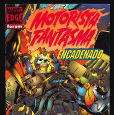 Cómics: MOTORISTA FANTASMA. ENCADENADO - FORUM / NÚMERO ÚNICO. Lote 293813748