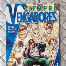 Cómics: LOS VENGADORES SIEMPRE VENGADORES Nº 1 (1 DE 12) FORUM. Lote 293816493