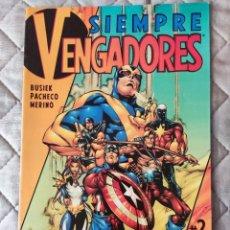 Cómics: LOS VENGADORES SIEMPRE VENGADORES Nº 2 (2 DE 12) FORUM. Lote 293816768