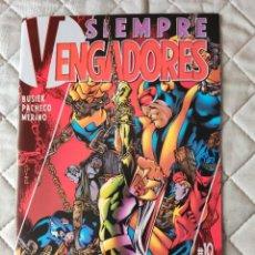 Cómics: LOS VENGADORES SIEMPRE VENGADORES Nº 10 (10 DE 12) FORUM. Lote 293818088