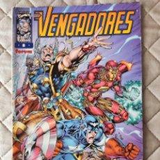 Cómics: LOS VENGADORES HEROES REBORN Nº 8 FORUM. Lote 293819598