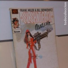 Cómics: ELEKTRA ASSASSIN FRANK MILLER & BILL SIENKIEWICZ - FORUM OFERTA. Lote 293823453
