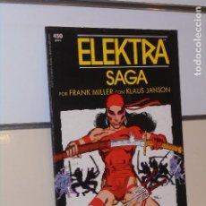 Cómics: ELEKTRA SAGA FRANK MILLER & KLAUS JANSON - FORUM OFERTA. Lote 293823723