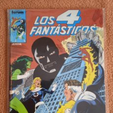 Cómics: 4 FANTÁSTICOS 53 VOL 1 FORUM. Lote 293922738