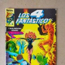 Cómics: LOS 4 FANTASTICOS Nº 58 // COMICS FORUM 1987. Lote 293929693