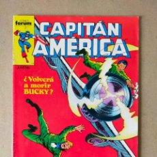 Cómics: CAPITÁN AMÉRICA Nº 44 VOL 1 // COMICS FORUM 1988. Lote 293930488