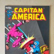 Cómics: CAPITÁN AMÉRICA Nº 40 VOL 1 // COMICS FORUM 1987. Lote 293931758